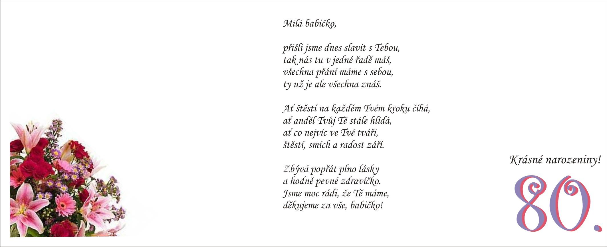 básničky k narozeninám pro babičku Dílna u Terezky  nápady od jara až do zimy! básničky k narozeninám pro babičku