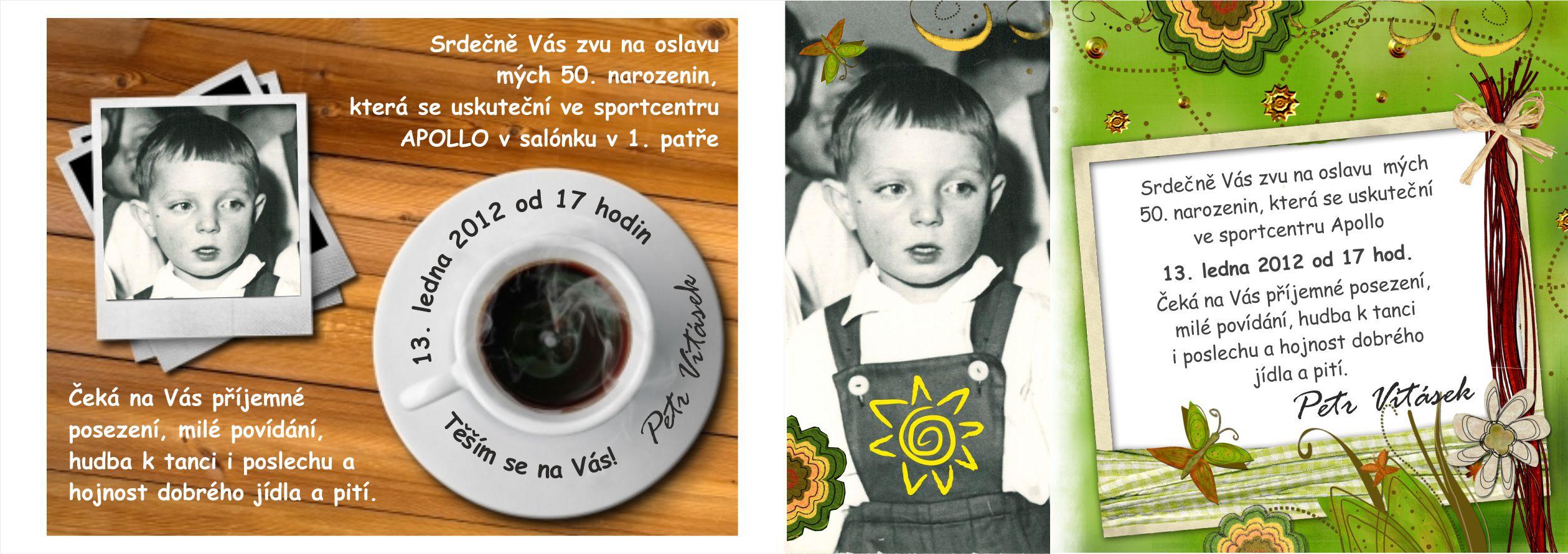 oslava 50 narozenin nápady Dílna u Terezky  nápady od jara až do zimy! oslava 50 narozenin nápady